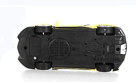 Couleur : Red GAOQUN-TOY 01:32 Lamborghini Alliage Mod/èle De Voiture Roadster Pull Back Son Et Lumi/ère Jouet Simulation Voiture