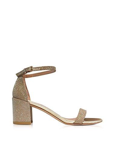 Puma Zapatillas de Piel para Mujer Plateado SilberGold