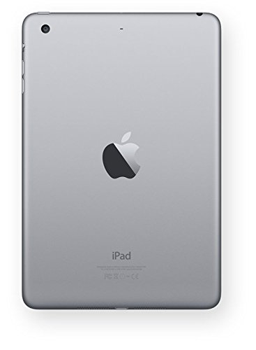 Apple iPad mini 3 MH3E2LL/A (16GB, Wi-Fi + Cellular, Space Gray) 2014 Model