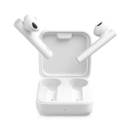 🥇 Xiaomi Mi True Wireless Earphones 2 Basic Auriculares Inalámbricos Bluetooth