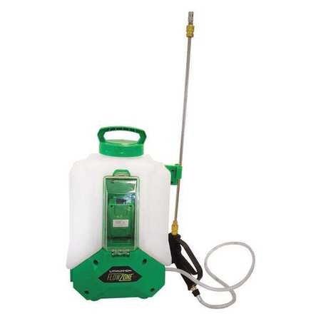 - Backpack Sprayer, Polyethylene Tank