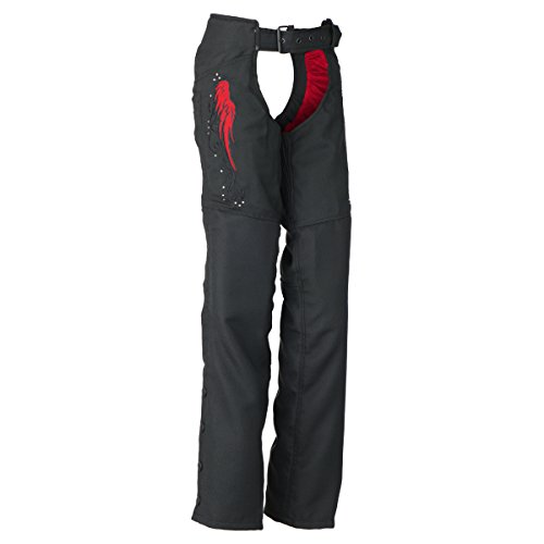 Womens Motorcycle Chaps - 7