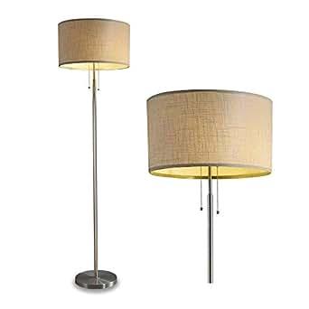 Amazon.com: Lámparas de pie, Nickel, 60.00watts, 110.00 ...