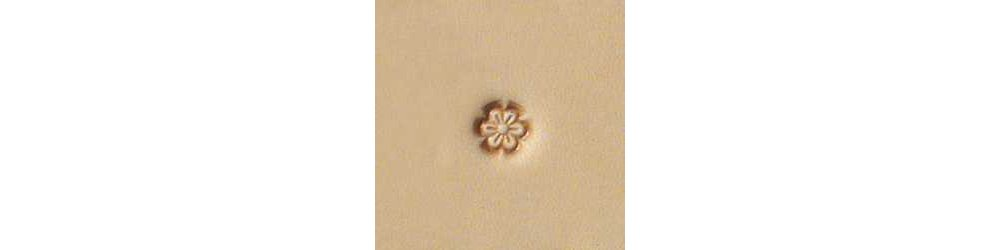 Tandy Leather D617 Craftool� Flower Stamp 6617-00