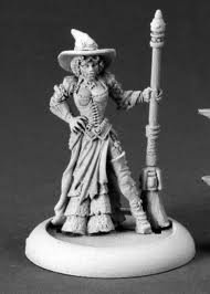 Reaper Miniatures 50236 Chrono Dita44; Steampunk Witch 3