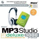 WINGEAR MP3 Studio Deluxe 3000 Pro (Windows) by WINGEAR