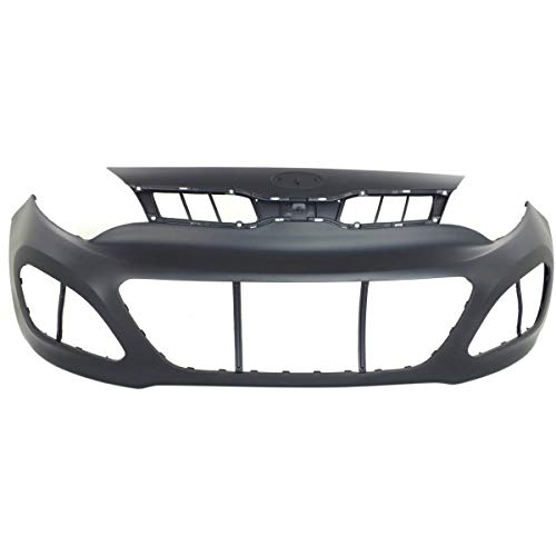 - Front Bumper Cover For 2012-2015 Kia Rio Hatchback Primed