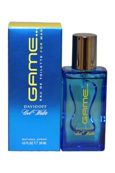 COOL WATER GAME by Davidoff EDT SPRAY 1 OZ for MEN