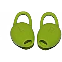 Lovinstar Replacement Earbud Spare Kit for Plantronics BackBeat Fit Bluetooth Sport Headset Headphone Ear Tip (Green)