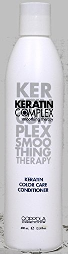 Keratin Complex Keratin Color Care Conditioner, 13.5-Ounce Bottle (Conditioner Smoothing Keratin)