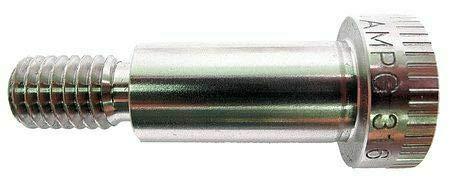 ZORO SELECT STR60212C96 Shoulder Screw 1/2''X6'' 3/8-16 R55346.