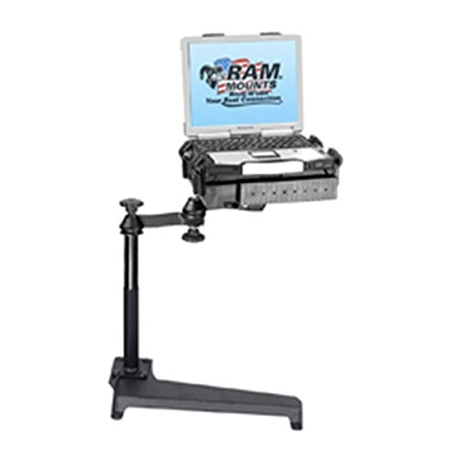 RAM Mounting Systems RAM-VB-137-SW1 No-Drill Vehicle Laptop Computer Mount for Toyota Camry (06-Newer), Toyota Corolla (03-08), Toyota Matrix (03-08), and Pontiac  Vibe (03-08) by RAM