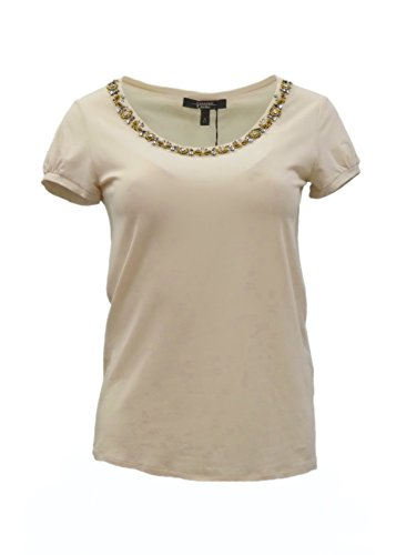 weekend-maxmara-womens-embellished-neck-jersey-knit-top-sz-s-light-beige-140335mm