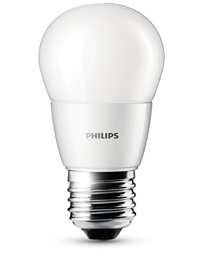 3 99 philips ampoule led sphrique dpolie culot e27 3 watts consomms quivalence incandescence 25w. Black Bedroom Furniture Sets. Home Design Ideas