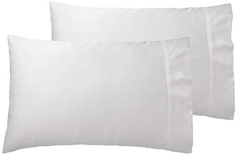 100% Bamboo Pillowcases | Pure White