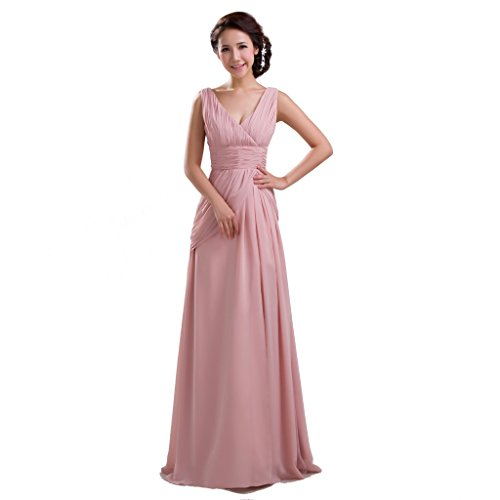 Vimans Damen ALinie Kleid rosa rose bVEjxhzF - schooner ...