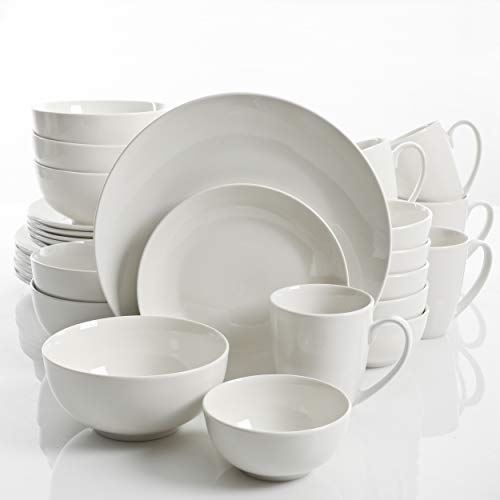 (Gibson Home Ogalla 30 Piece Dinnerware Set )