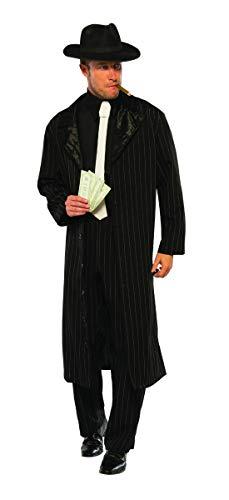 Dilbert Boss Costumes - Pizazz! Men's Adult Crime Boss Costume,