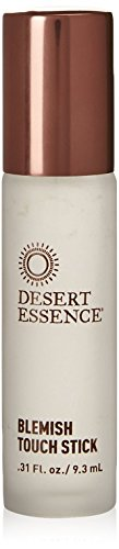 Facial Blemish Stick-Anti-Bacterial with Tea Tree Desert Essence .31 oz (Tea Tree Oil Eco Harvest)