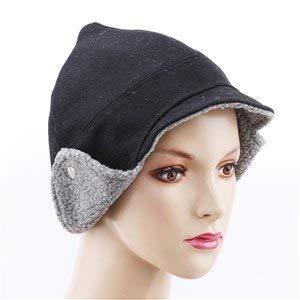 Amazon.com  LoLa Ling Winter Women New Bomber Hats Casual Faux Fur ... 3c9534d87fe
