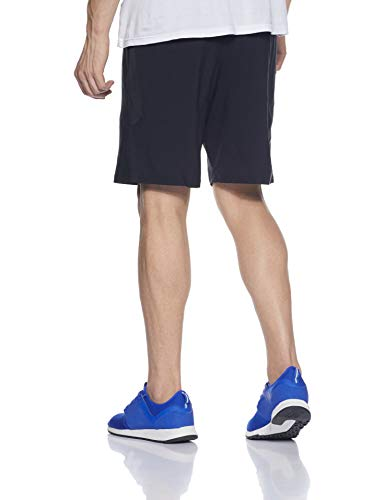 Under Armour Men's Launch 9'' Shorts, Black/Reflective, Small by Under Armour (Image #2)