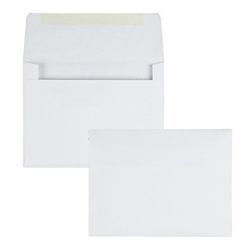 (Quality Park A2 Invitation Envelopes with Gummed Closure, 4-3/8