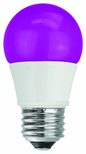 Purple Led Light Bulbs - 3