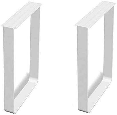 BCX Patas de muebles de hierro forjado con placa de metal, patas ...