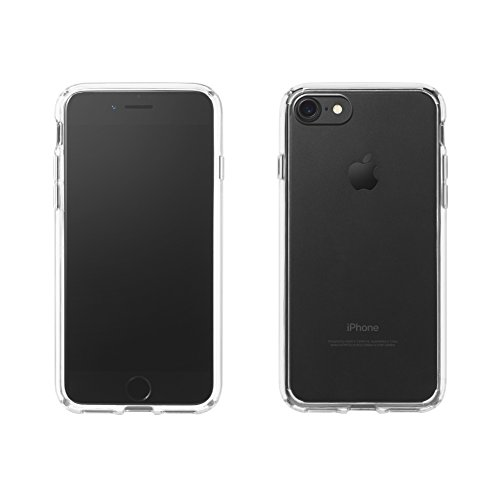 AmazonBasics Coque de protection transparente pour iPhone 7