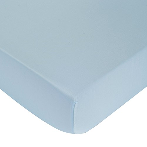 Sheet Kidsline (Carter's Crib Fitted Sheet, Mid-Blue)