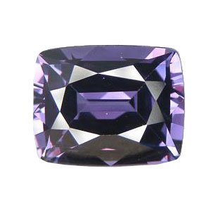 Simulated Alexandrite Unset Lo
