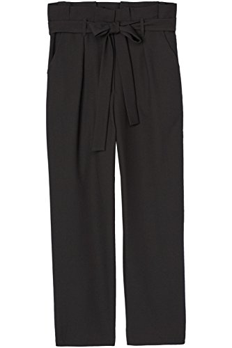 Amazon Brand - find. Women's High Waist Paperbag Pants 17