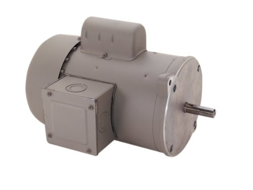 (A.O. Smith C332 3/4 HP, 1800 RPM, 1 Speed, 230/115 Volts, 5.2/10.4 Amps, Manual Protector, TEFC Enclosure Farm Duty Motor)