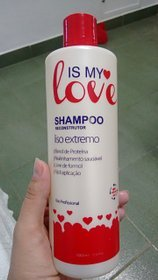 Is My Love Shampoo   Smooth Extreme Intense Hair Reconstruction Progressive Brusg 1000ml by Is My Love (Image #2)
