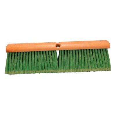 No. 6 Line Floor Brushes [Set of 12] Len.: 18'', Price for 1 Carton, 12EA/CTN (part# 618)