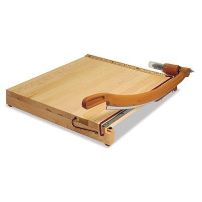 ClassicCut Ingento Solid Maple Paper Trimmer, 15 Sheets, Maple Base,...