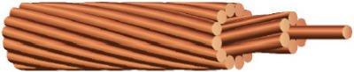 Marmon Home Improvement Prod 050-4215I Stranded Bare Grounding Wire, 6-Gauge, 315-Feet