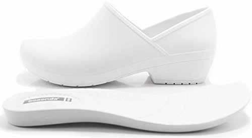 Back Shoes Clog Thermoplastic Boaonda White Women's Rubber Susi Closed wUCTqO