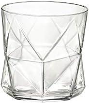 Bormioli Rocco Cassiopea Rocks Glass, Clear, 11.25 oz Glassware Set