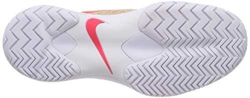 Crimson Tennis HcChaussures Nike 3 201 De Beige phantom Air bright Cage white Homme Zoom Multicolorebio Y6bgv7yf