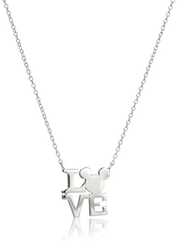 disney-sterling-silver-love-with-mickey-mouse-silhouette-pendant-necklace-18