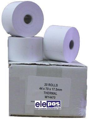 Till Rolls to Fit Sam4s ER-420M , ER-420 , Samsung ER420 ER420M M (20 Rolls)