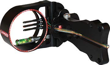 Viper Archery Venom V250 3 Pin Compound Bow Sight -- Pin Size .019 - MADE IN USA