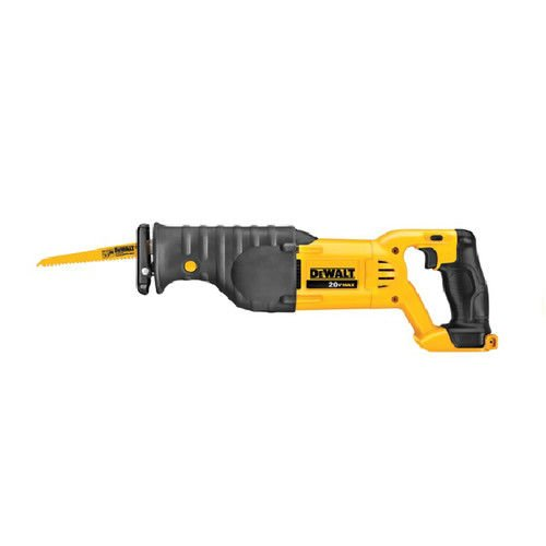 Cordless Lithium Ion Sawzall - Dewalt DCS380BR 20V MAX Cordless Lithium-Ion Reciprocating Saw (Bare Tool) (Certified Refurbished)