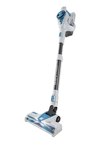 Kenmore Elite 10441 Pet Friendly 25V UltraLight Cordless Complete Super Stick Vacuum Cleaner w/Pet PowerMate, HEPA, Telescoping Wand, Hand Vac, 2-Motorized Brushes, Rechargeable Battery (Renewed)