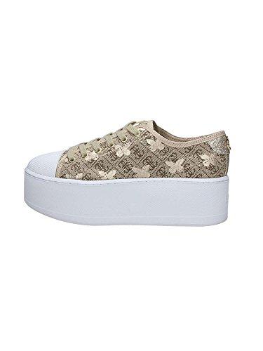 Gætte Flbm22 Fal12 Sneaker Dame Beige j3j38wDgx