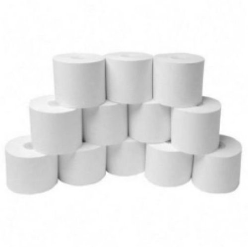 (Monroe Systems for Business Single Ply Bond Paper Rolls, Top of the Line, 20 lb.)