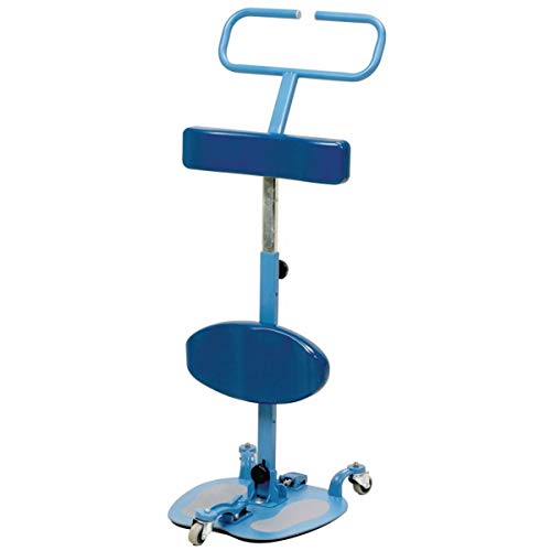 Patient Transfer Device - Days Orbi-Turn, Patient Transfer Aid for Standing & Seating Positioning, Functional Transfer Device for Weak or Limited Strength Patients, Ideal for Physical Therapy & Rehabilitation, 420 lb capacity