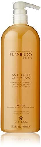 Alterna Bamboo Smooth Anti-Frizz Shampoo, 33.8 Ounce
