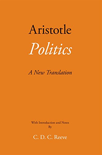 Politics: A New Translation (The New Hackett Aristotle)
